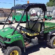 2011 John Deere HPX Diesel 4x4 Utility Vehicle. Coming In Soon!