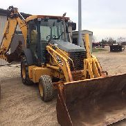 2006 John Deere 310G Tractor Loader Backhoe w/ Cab & Ext-Hoe. Coming in Soon!