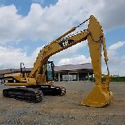 1999 Caterpillar 322BL Excavator Hydraulic Diesel Tracked Hoe Cat w New UC Parts
