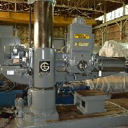 "6'19 ""GIDDINGS & LEWIS / BICKFORD"" CHIPMASTER 956 ""RADIAL DRILL - # 28088"
