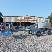 2007 GENIE S40 BOOM LIFT - 40' REACH - JLG - 8' BASKET - 4X4 - DIESEL ENGINE!!