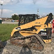 2007 Caterpillar 287B Tracked Skid Steer Loader w/ Cab. Coming in Soon!