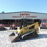 2014 CATERPILLAR 247B3 SKID STEER LOADER - BOBCAT - MULTI TERRAIN - NETTE MASCHINE