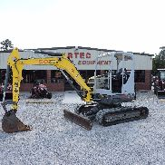 2012 WACKER NEUSON 50Z3 EXCAVATOR - CATERPILLAR - DEERE - VDS - VERY CLEAN!!