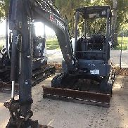 2013 Terex TC37 Mini Excavator. Coming in Soon!