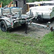 2006 Henry Wright PD-5T Pole Trailer