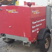 2005 Wacker E1100 Ground Heater |011-MO156982