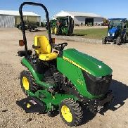 2011 John Deere 1026R Other Farm Machinery & Implements
