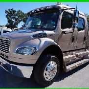 2012 Freightliner Sport Chassis Business Class M2 Gebraucht