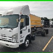 2012 Isuzu NPR HD Cab & Chassis **Low Miles, ONLY 80,008** NEW TURBO/INJECTORS