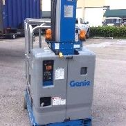 GENIE QS-20R PERSONAL SINGLE MAN AERIAL LIFT ARBEITSPLATTFORM 2014 129 HRS