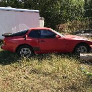 Porsche 944 parting out. Will come with bill of sale