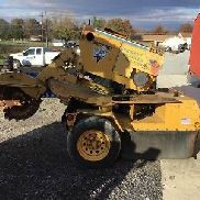 2001 Vermeer SC752 Towable Stump Grinder! Motor raucht! Kommt bald!