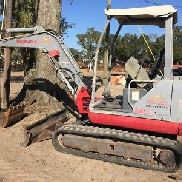 2004 Takeuchi TB135 Mini Excavator! Coming IN Soon!