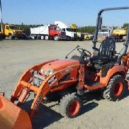 2013 Kubota BX25D 4x4 Compact Tractor Loader Backhoe. Coming In Soon!
