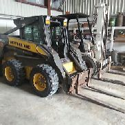 2006 New Holland L185 - Geladen mit Optionen !!