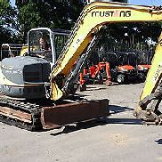 ME7503 MUSTANG EXCAVATOR price Lowered $7k buy now!