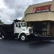 2001 Sterling L7500 - Unit # 498084 LKW-Traktoren