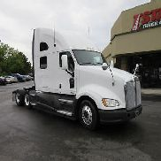 2013 Kenworth T700 - Unit# 494158 Truck Tractors