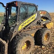 2011 New Holland L230 Kompaktlader