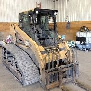 2006 Caterpillar 277B Multi Terrain Loader