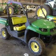 2013 John Deere XUV 550 GREEN ATV's & Gators
