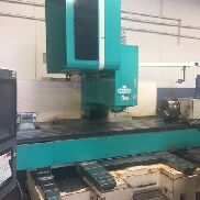 "2000 Dahlih 2100 CNC Vertical Machining Center Fanuc 18M CNC Control ""VIDEO"""