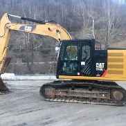 Caterpillar 316el Excavator Low Hours 1687