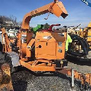 2007 Altec DC1217 Towable Diesel Wood Chipper. Kommen in Bald!