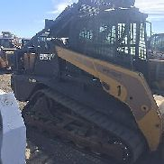 2008 ASV PT100 Tracked Skid Steer Loader w/ Cab. Coming in Soon!