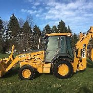 2006 John Deere 310SG 4X4 Backhoe Loader