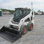 2011 Bobcat S185 Skid Steer Loader w/ Cab!