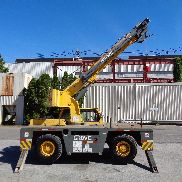 2002 Grove YB4410 10 Ton Carry Deck Crane - Enclosed Cab - LMI - Diesel