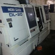1997 MORI SEIKI DL-20 TWIN SPINDLE TURNING CENTER