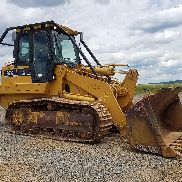 2006 Caterpillar 963C Track Loader Diesel Engine Hydraulic Machine Forestry Pack