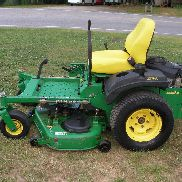 JOHN DEERE 717A ZERO TURN MOWER