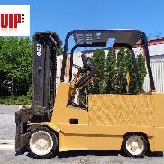 Yale ERC120HB 12,000lb Electric Forklift - Side Shift