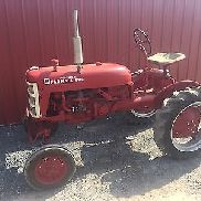 Farmall Cub Antique Farm Tractor. Coming in Soon!