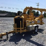 "2008 Bandit 250XP John Deere Diesel Towable 12 ""Holz Chipper!"