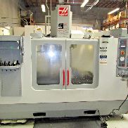 2004 Haas VF4 10.000 U / min verdrahtet 4., VIDEO