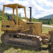 1987 Cat D3B bulldozer 6 way, solid machine. One owner.