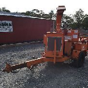 "2001 Bandit 200XP 12 ""Diesel Towable Holz Chipper!"