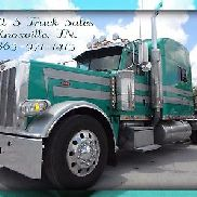 "Peterbilt 389 Campana Larga 585hp Cummins 18spd 3.70 Kit Mojado 72 ""Sleeper 270"" WB"