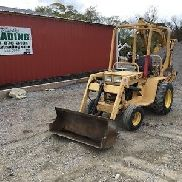 2004 Terramite T5C Compact Tractor Loader Backhoe!
