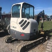 2012 Terex TC37 Mini Excavator w/ Cab! Coming In Soon!