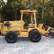 2005 Vermeer V8550A heavy duty trencher / front weights, NO BACKHOE !!!!!!!!!