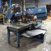 "DoAll Model C-916SA, 9"" X 16"" Automatic Feed Cut-Off Band Saw w/ Swiveling Head"