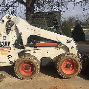 "2009 Bobcat S300 Skid Steer Loader w/ Cab ""Loaded w/ Options"". Coming in Soon!"