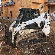 2010 Bobcat T190 Tracked Skid Steer Loader w/ Cab. Coming in Soon!