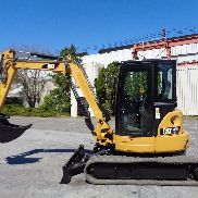 2012 Caterpillar 305ECR Mini Excavator - Auxiliary Hydraulics - Enclosed Cab